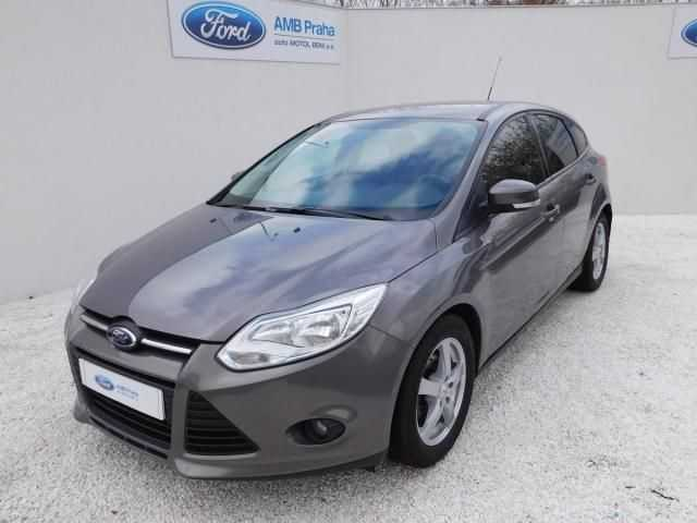 Ford Focus hatchback 70kW nafta 201204