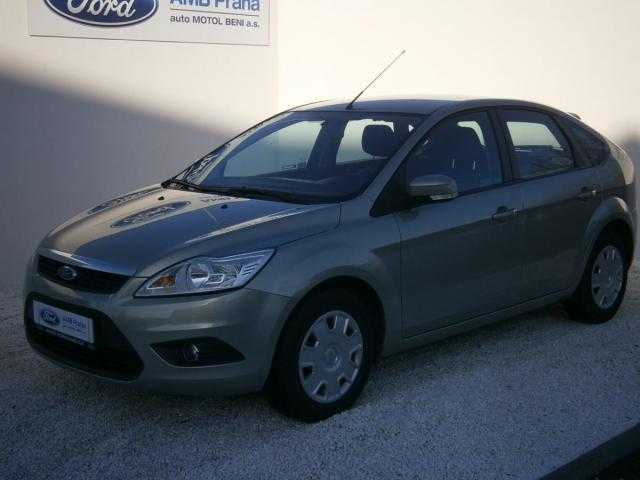 Ford Focus hatchback 74kW benzin 2008