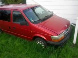 CHRYSLER VOYAGER 2,5 benzin ND