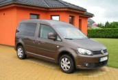 Volkswagen Caddy 1,6 TDi